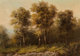 A.D. Greer (American, 1904-1998) Forest Edge Oil on canvas laid on Masonite 19 x 27 inches (48.3 x 68.6 cm) Signed l...