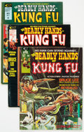 Magazines:Miscellaneous, The Deadly Hands of Kung Fu Group of 9 (Marvel, 1974-78) Condition:Average VF/NM.... (Total: 9 Comic Books)