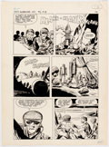 Marvin Stein Alarming Adventures #1 Story Page 4 Original Art (Harvey, 1962) Comic Art