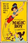 """Movie Posters:Animation, Magic Boy (MGM, 1960). Poster (40"""" X 60""""). Animation.. ..."""