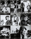 """Movie Posters:Thriller, Play Misty For Me (Universal, 1971). Behind-the-scenes Photo & Photos (17) (7"""" X 9""""). Thriller.. ... (Total: 18 Items)"""