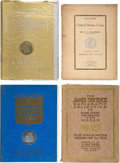 Books, Mehl, B. Max. Auction Catalogues. Four of his best auctions, including: Granberg (1913); Ten Eyck (1922); Dunham (1941); and...