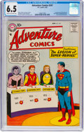Silver Age (1956-1969):Superhero, Adventure Comics #247 (DC, 1958) CGC FN+ 6.5 Cream to off-white pages....