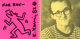 Keith Haring (1958-1990) Tony Shafrazi Gallery, Exhibition Catalogue, 1982 Felt tip marker on cover page 9-1/8 x 9-1/