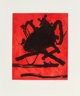Robert Motherwell (1915-1991) Red Sea II, 1979 Etching and aquatint in colors on German Etching paper 23-3/4 x 19-3/4...
