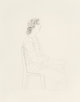 David Hockney (b. 1937) Maurice Payne, 1971 Etching on wove paper 26-7/8 x 21-3/8 inches (68.3 x 54.3 cm) (image) 35...