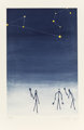 Jasper Johns (b. 1930) Leo, from Leo Castelli 90th Birthday, 1997 Etching and aquatint in colors, on Hahnemühle Co...