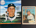 Autographs:Photos, Al Kaline Signed Lot of 2.... (Total: 2 items)