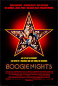 "Movie Posters:Drama, Boogie Nights (New Line, 1997). Rolled, Very Fine-. One Sheet (27""X 40"") DS. Drama.. ..."