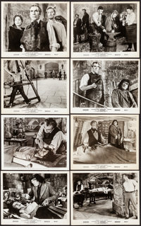 """Blood of the Vampire (Universal International, 1958). Very Fine-. Photos (8) (8"""" X 10""""). Horror. ... (Total: 8..."""