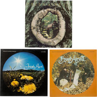 Neil Armstrong Vinyl Collection: Mannheim Steamroller Fresh Aire, Fresh Aire I