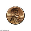 Lincoln Cents: , 1955/55 1C Doubled Die MS65 Red PCGS. A shortage of circulatingCents during the summer of 1955 set the stage for the produ...