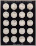 20th Century Tokens and Medals, Franklin Mint's Sterling Silver Medallic History of the UnitedStates. ...