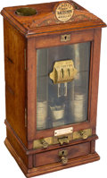 Miscellaneous, W.H. Ells English Gold Coin Changer. Fine. ...