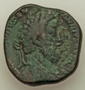 Ancients:Ancient Lots , Ancients: ANCIENT LOTS. Roman Imperial. Lucilla-Commodus (AD164-192). Lot of five (5) AE sestertii.Fine.... (Total:5 coins)
