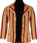 Music Memorabilia:Costumes, The Who - Keith Moon Personally Owned Colorful Sport Coat (Circa 1960s). ...