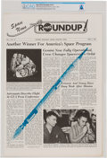 Explorers:Space Exploration, Gemini 3: 1965 NASA Houston Manned Spacecraft Center Space News Roundup Newsletter With Gemini 3 Coverage Directly...