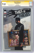 Modern Age (1980-Present):Miscellaneous, Thief of Thieves #1 Signature Series (Image, 2012) CGC NM/MT 9.8 White pages....