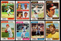 Baseball Cards:Sets, 1974 Topps Baseball Complete Set (743) With Traded Set, Team Checklists and Washington Variations. ...