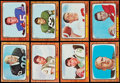 Football Cards:Sets, 1966 Topps Football Complete Set (132). ...