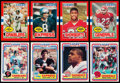 Football Cards:Sets, 1984 and 1985 Topps USFL Complete Sets Pair (2)....