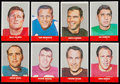 Football Cards:Sets, 1968 Topps Football Stand Ups Complete Set (22)....