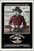 """Movie Posters:Drama, Urban Cowboy & Other Lot (Paramount, 1980). One Sheets (2) (27"""" X 41""""). Drama.. ... (Total: 2 Items)"""
