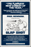 "Movie Posters:Sports, Slap Shot (Universal, 1977). One Sheet (27"" X 41"") Style B, R.G. Artwork. Sports.. ..."