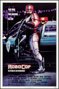 "Movie Posters:Action, RoboCop (Orion, 1987). One Sheet (27"" X 41"") SS, Mike Bryan Artwork. Action.. ..."