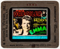 """Movie Posters:Comedy, Emma & Other Lot (MGM, 1932). Glass Slides (2) (3.25"""" X 4""""). Comedy.. ... (Total: 2 Items)"""