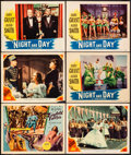 "Movie Posters:Musical, Ziegfeld Follies & Others (MGM, 1945). Lobby Cards (6) (11"" X 14""). Musical.. ... (Total: 6 Items)"