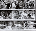 """Movie Posters:Action, Deliverance (Warner Brothers, 1972). Behind-the-scenes Photos (9) & Photos (14) (6"""" X 9.75"""" - 8"""" x 9.5""""). Action.. ... (Total: 23 Items)"""