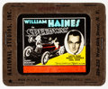 """Movie Posters:Sports, Speedway & Other Lot (MGM, 1929). Glass Slides (2) (3.25"""" X 4""""). Sports.. ... (Total: 2 Items)"""