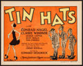 """Movie Posters:Comedy, Tin Hats (MGM, 1926). Title Lobby Card (11"""" X 14"""") John Held Jr.Artwork. Comedy.. ..."""