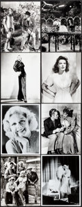 "Movie Posters:Miscellaneous, Jean Harlow & Other Lot (c. 1980s). Overall: Very Fine+. Restrike Photos (14) (11"" X 14""). Miscellaneous.. ... (Total: 14 Items)"