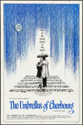 """Movie Posters:Foreign, The Umbrellas of Cherbourg (Madeleine Films, 1963). One Sheet (27"""" X 41""""). Foreign.. ..."""