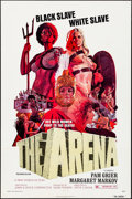 "Movie Posters:Sexploitation, The Arena (New World, 1974). One Sheet (27"" X 41"") John SolieArtwork. Sexploitation.. ..."