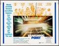 """Movie Posters:Action, Vanishing Point (20th Century Fox, 1971). Half Sheet (22"""" X 28""""). Action.. ..."""
