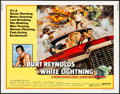 "Movie Posters:Action, White Lightning & Other Lot (United Artists, 1973). Rolled, Very Fine+. Half Sheets (3) (22"" X 28""). Tom Jung Artwork. Actio... (Total: 3 Items)"