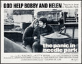 """Movie Posters:Drama, The Panic in Needle Park & Other Lot (20th Century Fox, 1971). Half Sheets (2) (22"""" X 28""""). Drama.. ... (Total: 2 Items)"""