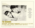 "Movie Posters:Comedy, The Graduate (Embassy, 1968). Half Sheet (22"" X 28"").. ..."
