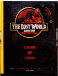 """Movie Posters:Science Fiction, The Lost World: Jurassic Park (Universal, 1997). Lenticular 3-D Prototype (16"""" X 20"""").. ..."""