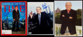 Autographs:Others, Rudy Giuliani Signed Lot of 3.... (Total: 3 items)