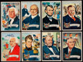 """Non-Sport Cards:Sets, 1956 Topps """"U.S. Presidents"""" Complete Set (36)...."""