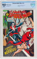 Bronze Age (1970-1979):Superhero, The Amazing Spider-Man #101 (Marvel, 1971) CBCS VF/NM 9.0 White pages....