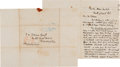 Autographs:Authors, Charles Dickens Autograph Letter Signed ... (Total: 4 Items)