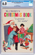 Golden Age (1938-1955):Miscellaneous, McCrory's Christmas Book #nn (Western, 1955) CGC FN 6.0 Off-white to white pages....