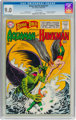 The Brave and the Bold #51 Aquaman and Hawkman (DC, 1964) CGC VF/NM 9.0 White pages