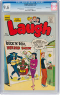 Silver Age (1956-1969):Humor, Laugh Comics #129 Western Penn Pedigree (Archie, 1961) CGC NM+ 9.6 Off-white to white pages....