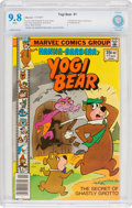 Bronze Age (1970-1979):Cartoon Character, Yogi Bear #1 (Marvel, 1977) CBCS NM/MT 9.8 White pages....